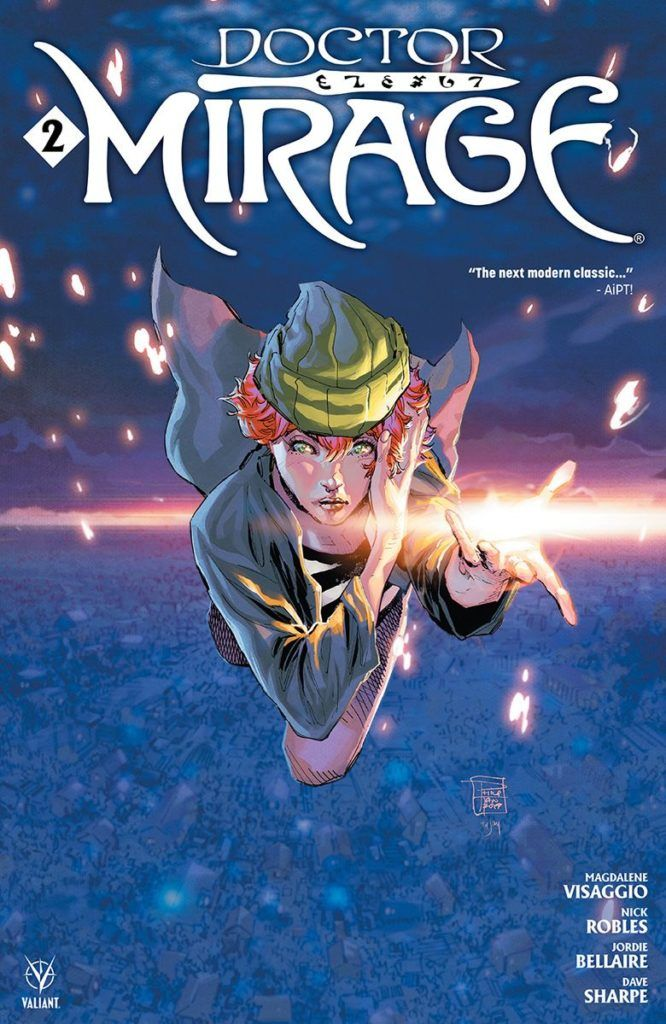 Preview:Doctor Mirage #2