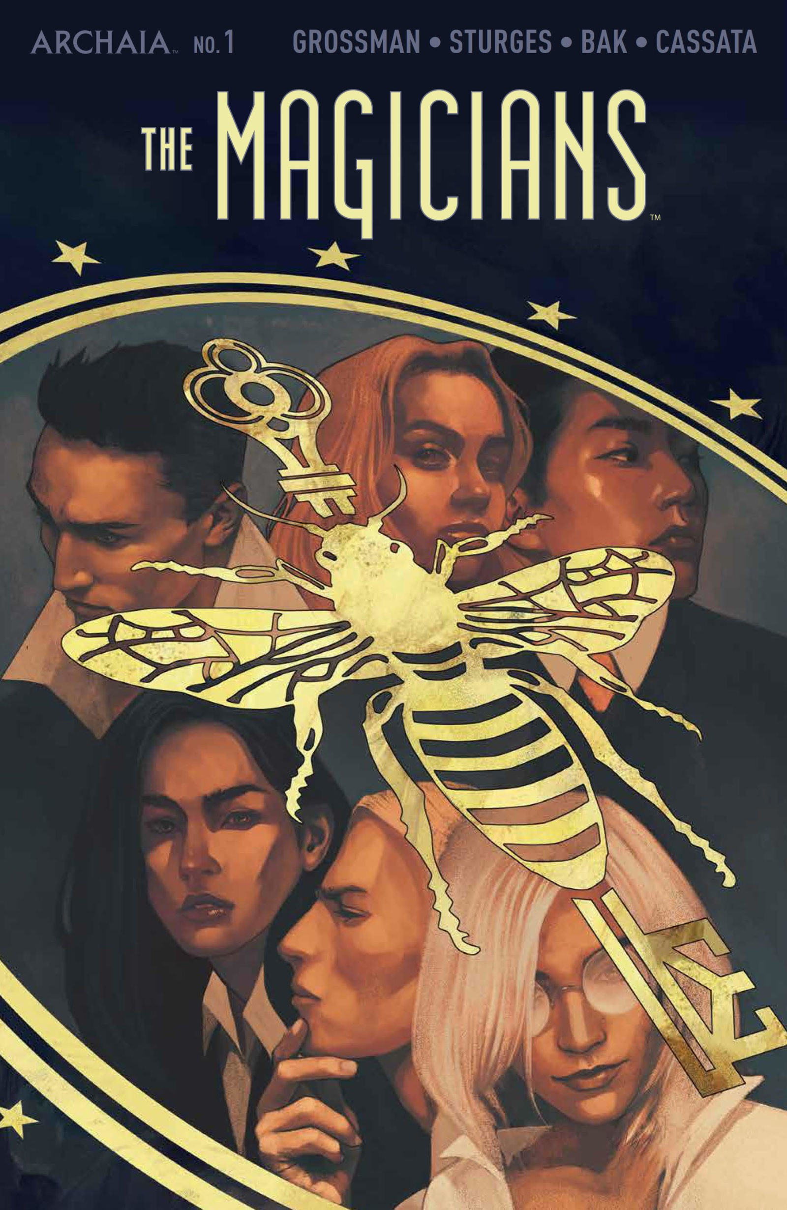 The Magicians #1 (BOOM! Studios)