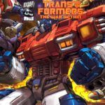Transformers: The War Within #1 (Dreamwave)