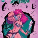 Vampirella/Red Sonja #3 (@DynamiteComics) – New Comics
