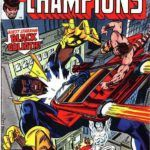 The Champions #11 – (@Marvel) – Covers